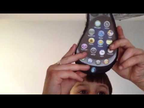 How to make a pear phone 5