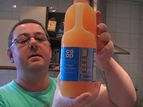 marks REmarks co-op tropical fruit juice drink review