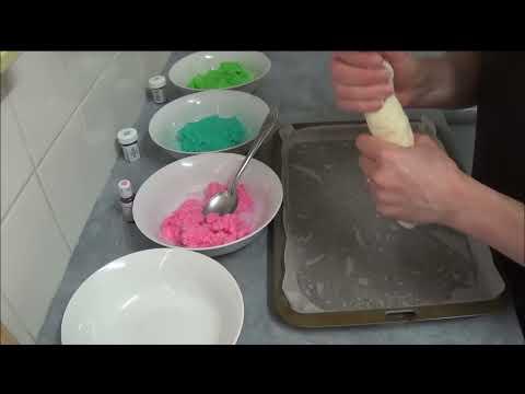coconut ice snow balls