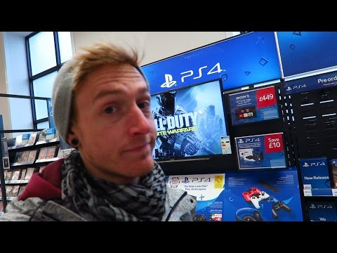BUYING A PS4.. NOT WHAT YOU EXPECT!