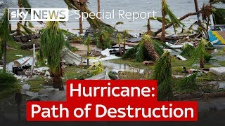 Special Report: Hurricane: The Path of Destruction