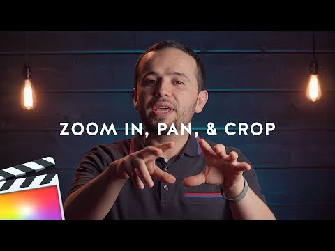 How to Zoom In and Out in Final Cut Pro X