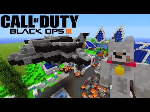 Minecraft Xbox Murder Mystery - NUKE TOWN (Black Ops 3)