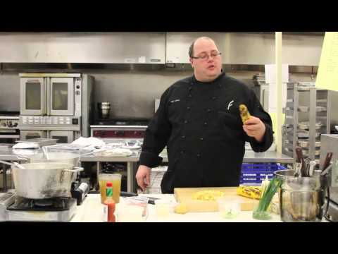 Funky's Kitchen - Chef James Corn Chowder Recipe