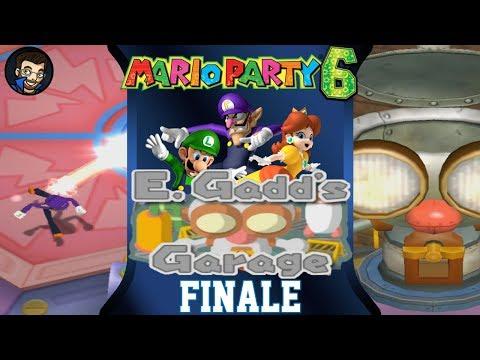 Mario Party 6 | E. Gadd's Garage - Part 7/7 (FINALE)