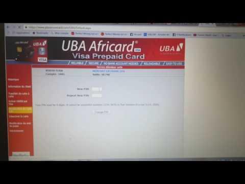 Uba access