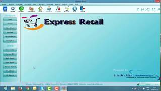 Free POS (Point of Sale) Software REGIT EXPRESS Installation & Basic