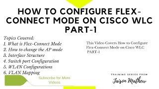 How to Configure different AP modes in Cisco WLC - PakVim