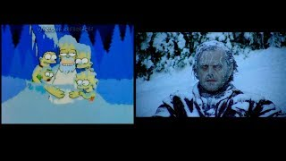 The Simpsons Treehouse of Horror Movie References Part 1