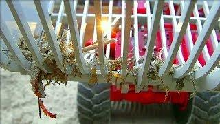 Rc Radlader Siebschaufel Frühlingsputz Im Sandkasten | Wheel Loader Screen Bucket