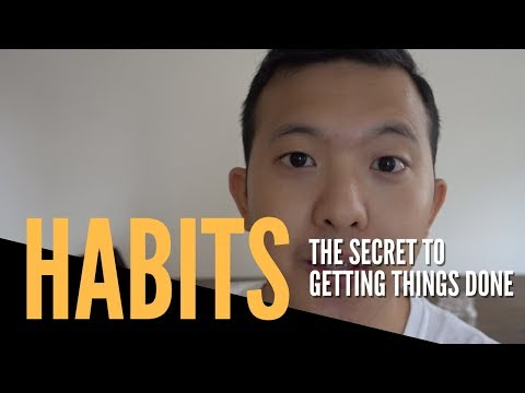 How to build GOOD HABITS and BREAK Bad Ones! [My