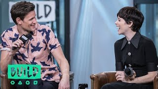 Claire Foy & Matt Smith Chat About Netflix
