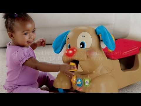Laugh and Learn Stride-to-Ride Puppy DISCOUNTED