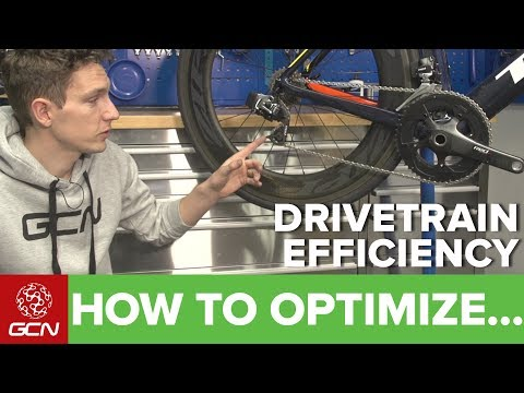 How To Make Your Drivetrain More Efficient | Maintenance Monday