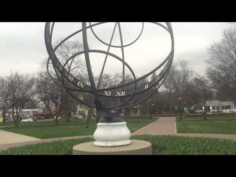 Giant Sundial