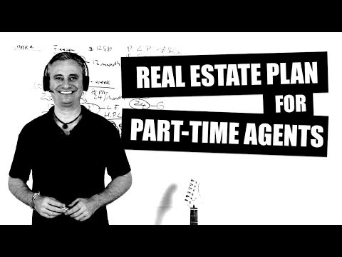SIMPLE REAL ESTATE PLAN - Borino Coaching Tips For Part Time Agents