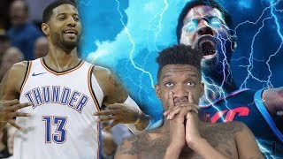 PAUL GEORGE 47 POINT TRIPLE DOUBLE! (THIS GUYS CLEARLY MVP)