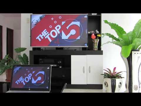 Duplicar la pantalla del PC en tu LG Smart TV