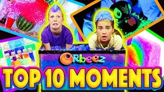 Top 10 BEST ORBEEZ VIDEOS Of All Time!   Official Orbeez