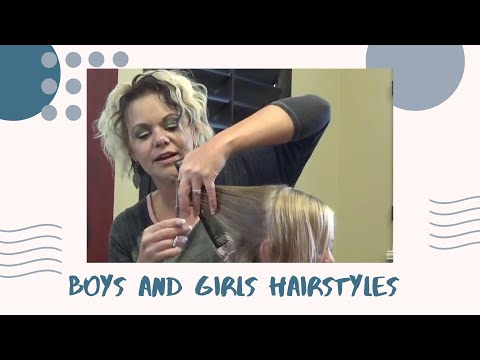 How To Cut: Cute Little Girl Bob Hairstyles (Back To School Haircuts)