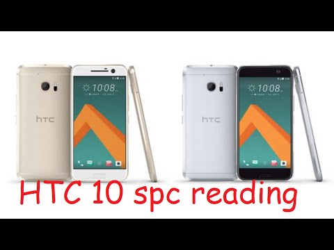 How to read MSL/SPC HTC 10