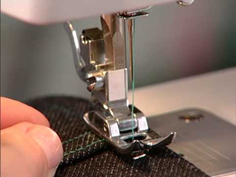 SINGER® Sewing Machine Maintenance & Troubleshooting
