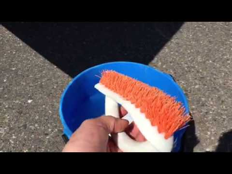 How to Clean Very Dirty Car or Truck Carpets Rugs for Cheap auto detail