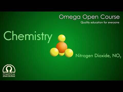 Nitrogen Dioxide - Preparation, Properties and Uses