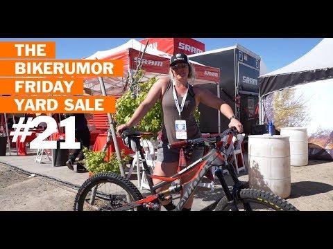 Bikerumor Friday Yard Sale 21 - Featuring Amanda Batty & Wolf Tooth Components
