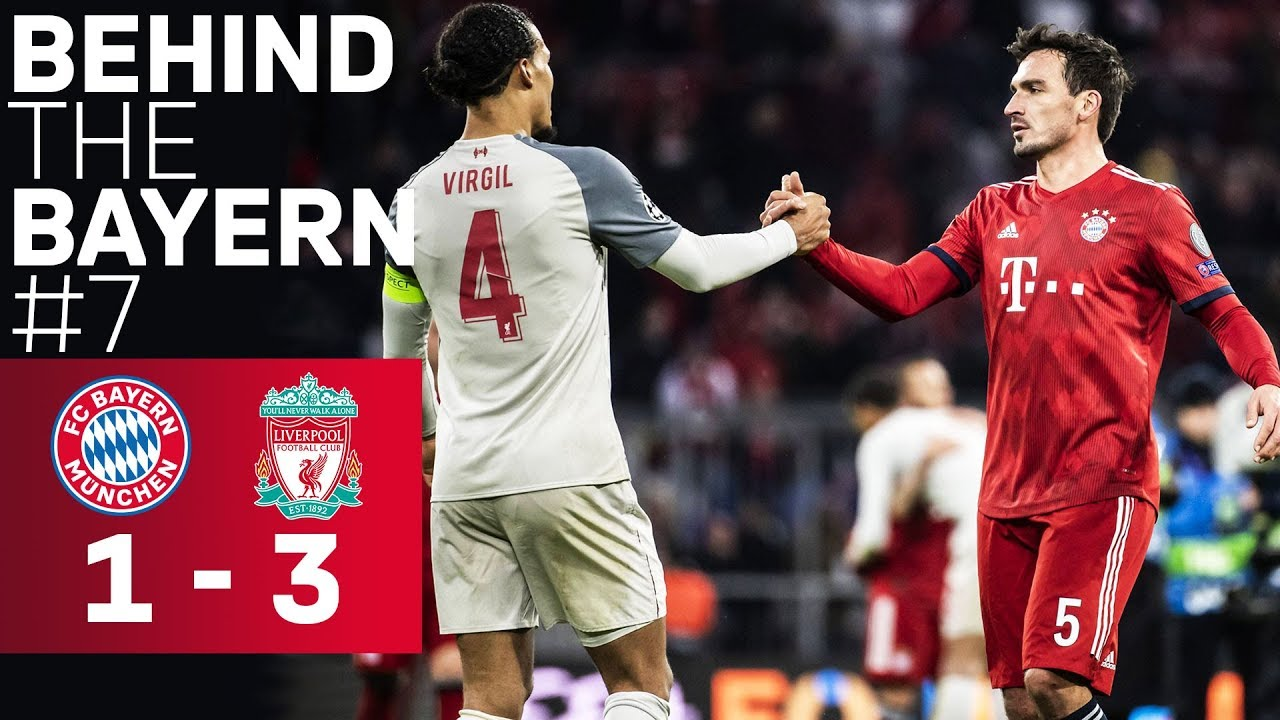 FC Bayern vs. Liverpool FC: The Champions League Dream Comes to an End | Behind The Bayern #7