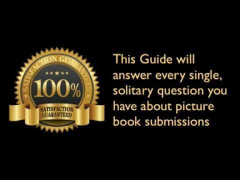 Picture Book Submissions - Tour the ULTIMATE GUIDE