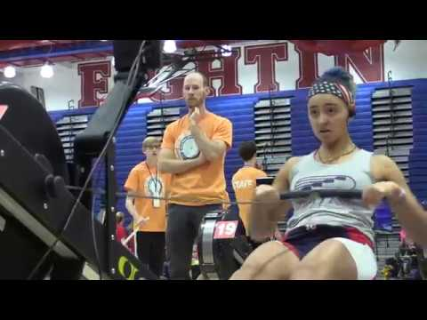 2018 Erg Sprints | World Rowing Indoor Championships - Day 1