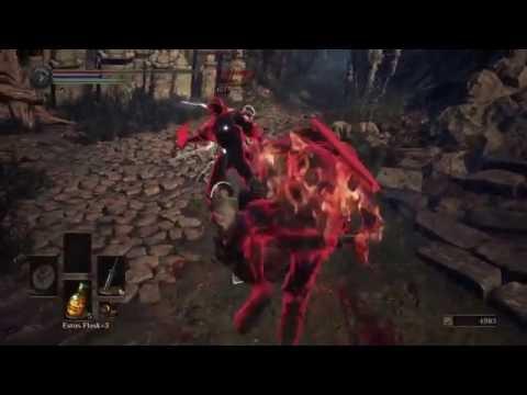 Dark Souls 3 PvP - Gank Denied ep. 3 (Dark Sword)