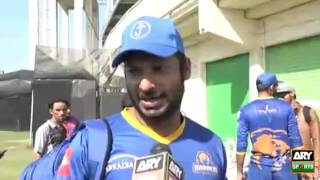 Sangakara talks about his strategies and performance