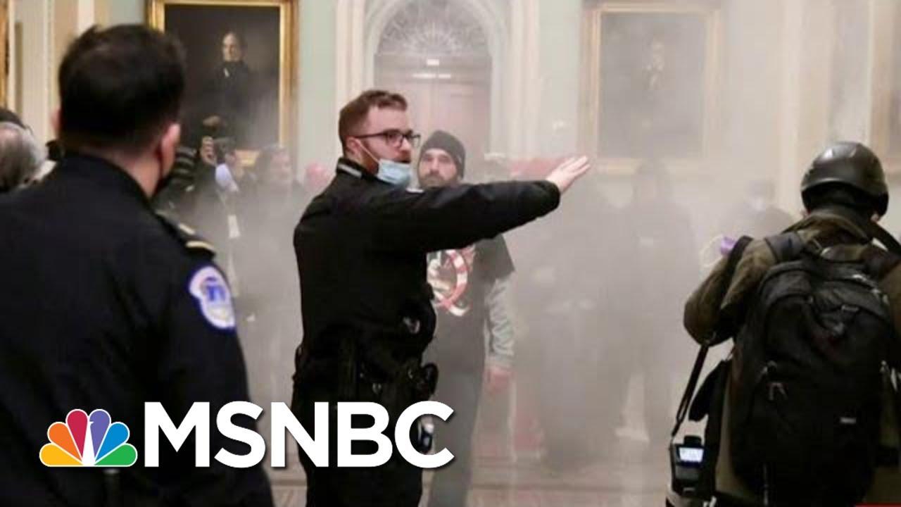 U.S. Capitol Ransacked After Massive Security Failure | Morning Joe | MSNBC