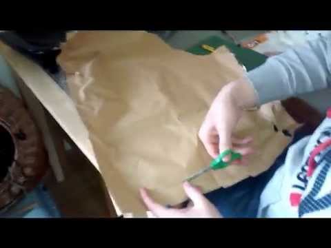 How to Make a Brown Paper Gasket (Automobiles, lawnmowers, engines etc)