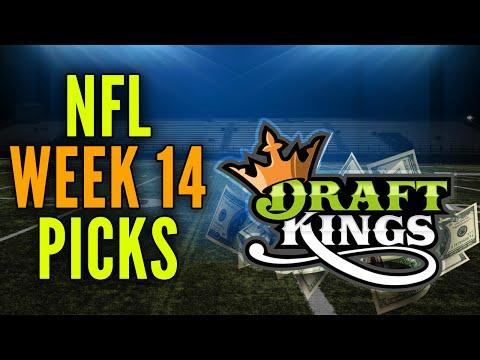 DraftKings NFL Week 14 Picks