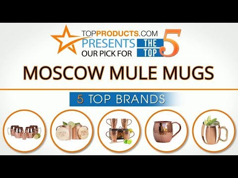 Best Moscow Mule Mug Reviews 2017 – How to Choose the Best Moscow Mule Mug