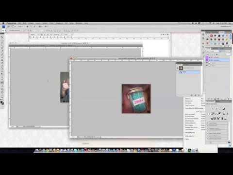 'How to make twitter icons' tutorial