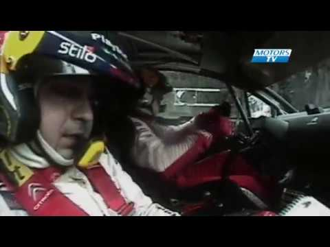 From the Vault: WRC Loeb Crashes | New Zealand 2016