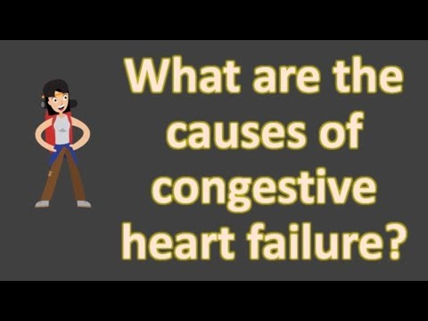 What are the causes of congestive heart failure ?  | Frequent Health FAQS