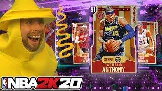 are NBA 2K20 myTeam Packs a W L or N?