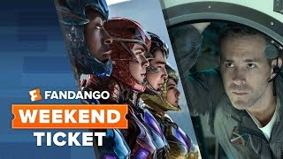 CHIPS, Life, Power Rangers | Weekend Ticket
