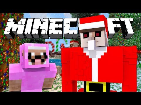 SANTA CLAUS PROVES HE'S REAL IN MINECRAFT!