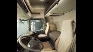 Scania interior e exterior design (Smart Riot)