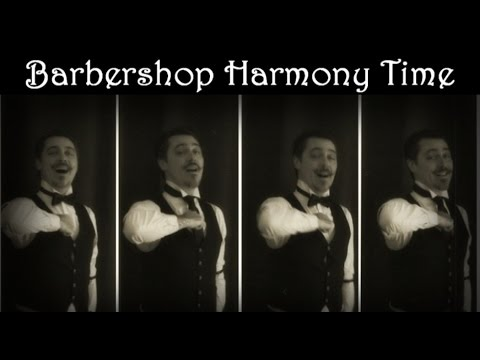 Barbershop Harmony Time Multitrack