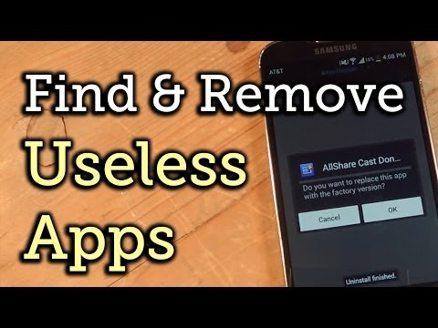 Save Space & Speed Up Your Samsung Galaxy S4 or Other Android Device [How-To]