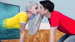My Girlfriend Is A Ghost | Funny Stories & Hilarious Situations When You Have A Girlfriend Ghost