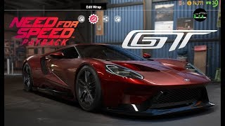 Need For Speed Payback  Ford Gt