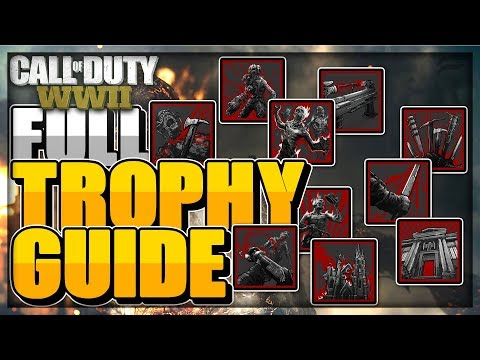 Full Trophy/Achievement Guide | The Shadowed Throne (WWII) | DLC 2